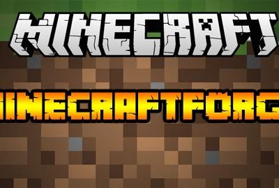 MinecraftForge Para Minecraft 1.9.4/1.9/1.8.9/1.8/1.7.10