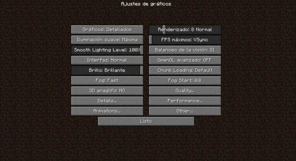 Optifine HD Para Minecraft Descargar E Instalar 2