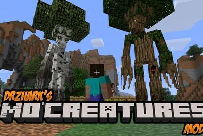 Mo´Creatures Mod Para Minecraft 1.8.8/1.8/1.7.10