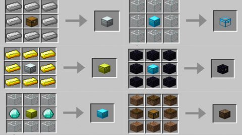 Iron Chests 4 crafteos