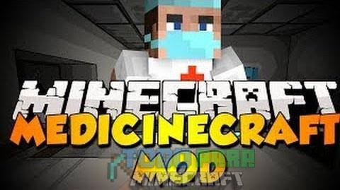 MedicineCraft Mod Para Minecraft 1.8.9/1.8.8/1.8/1.7.10