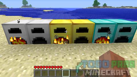More Furnaces Mod Para Minecraft 1
