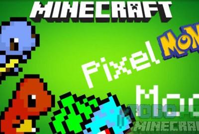 Pixelmon Mod Para Minecraft 1.8/1.7.10/1.7.2