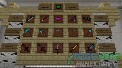 Texture Pack PVP Animado 1