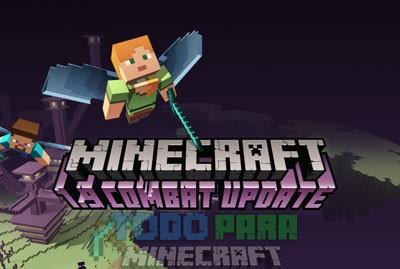 Minecraft 1.9 Descargar