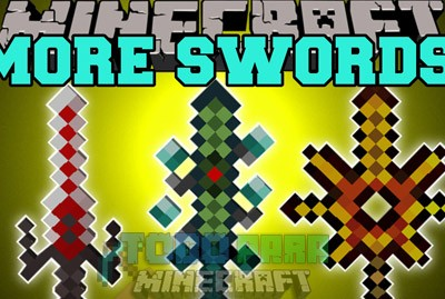 More Sword Mod Para Minecraft 1.7.10/1.7.2/1.6.4/1.5.2