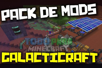Pack De Mods Galacticraft Para Minecraft 1.7.10