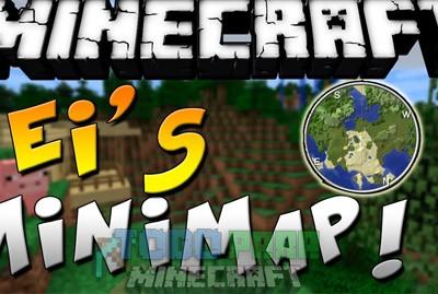 Reis MiniMap Mod Para Minecraft 1.7.10/1.7.2