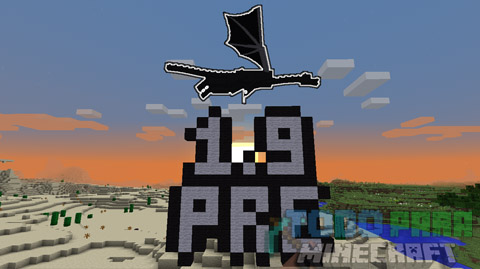 Minecraft 1.9 Pre Release 1 Descargar