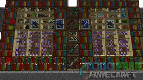 BiblioCraft para minecraft 1