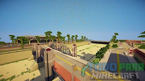 Grand Theft Auto 5 Mapa 1