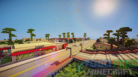 Grand Theft Auto 5 Mapa 2