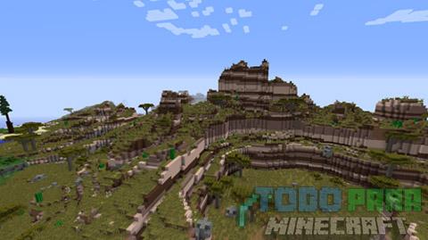 Realistic Terrain Generation For Minecraft 1