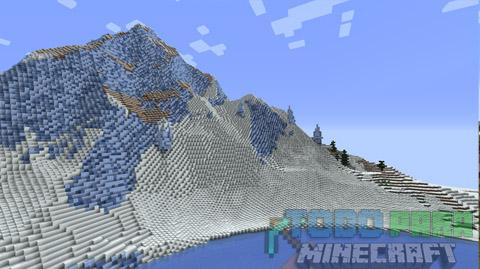 Realistic Terrain Generation For Minecraft 2