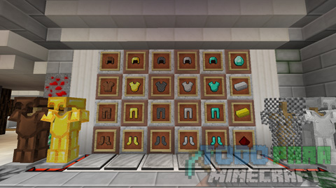 Texture Pack PVP Future 1