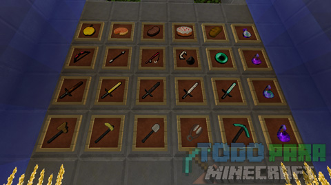 Texture Pack PVP Future