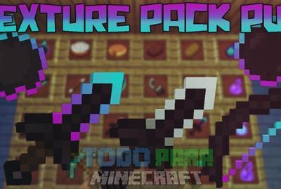 Texture Pack PVP RichyPlaysStuff Para Minecraft 1.9/1.8.9/1.8