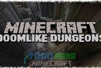 Doomlike Dungeons Mod Para Minecraft 1.9/1.8.9/1.8/1.7.10