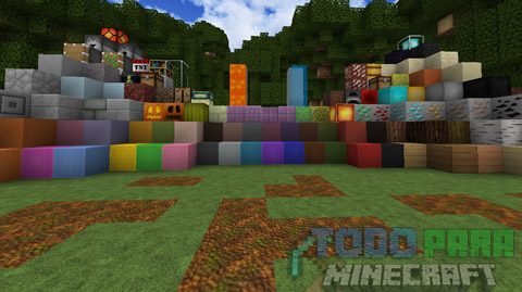 Huahwi Texture Pack 1