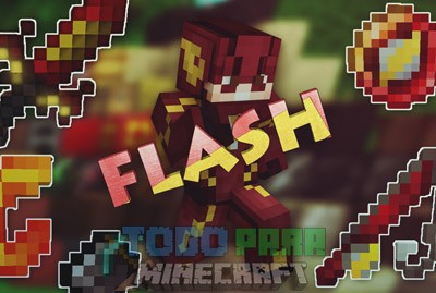 Texture Pack Flash PVP Minecraft 1.9/1.8
