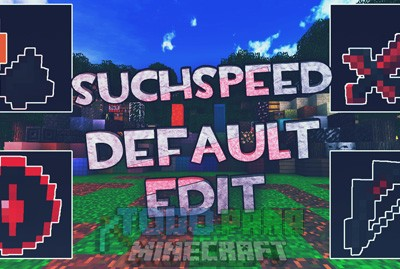 Texture Pack PVP SUCHSPEED Default Edit Pack