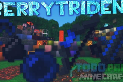 Texture Pack PVP Sin Lag 2 1.8/1.9 | Minecraft BerryTrident Pack Default Edit