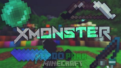 El Mejor Texture Pack PVP Para Minecraft 1.8/1.9 | xMonster PACK