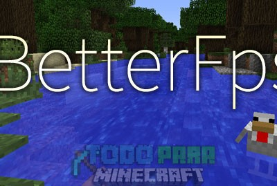 BetterFps Mod Minecraft 1.9.4/1.9/1.8.9/1.8/1.7.10