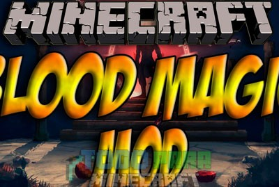 Blood Magic Mod Minecraft 1.9/1.8.9/1.8/1.7.10
