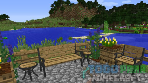 mods para minecraft 1.10.2 decoracion