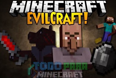 EvilCraft Mod Minecraft 1.9.4/1.9/1.8.9/1.8