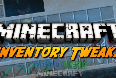 Inventory Tweaks Mod Minecraft 1.9.4/1.9/1.8.9/1.8
