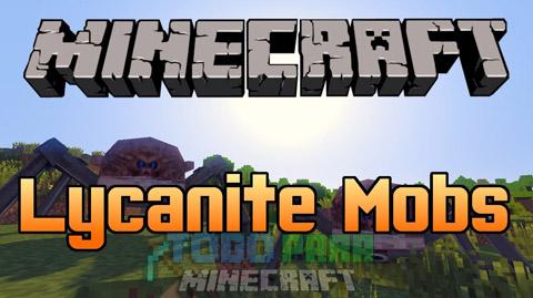 Lycanites Mobs Mod Para Minecraft 1.9.4/1.9/1.7.10/1.7.2