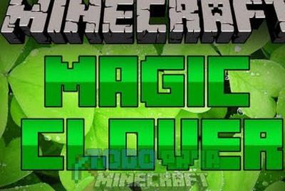 Magic Clover Mod Minecraft 1.9/1.8.9/1.8