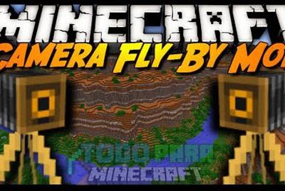 PixelCam Mod Minecraft 1.9/1.8