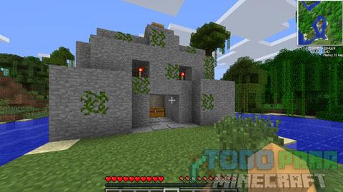 Ruins Minecraft 1