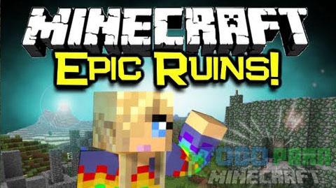 Ruins Mod Minecraft 1.9.4/1.9/1.7.10/1.6.4