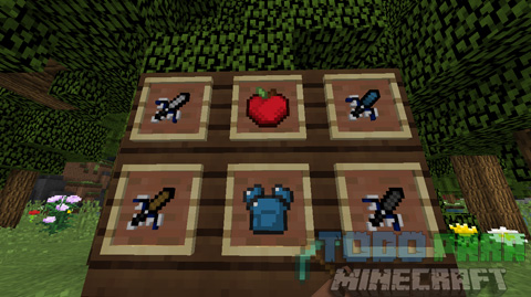 blue y silver texture pack pvp sin lag 1