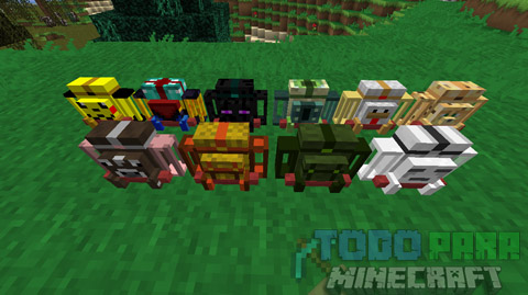 Minecraft Pack de Mods 3