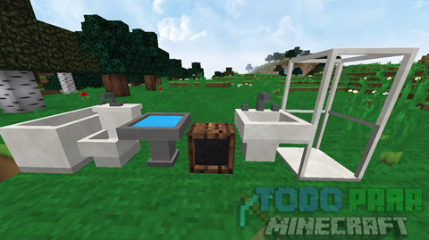 Minecraft Pack de Mods 4