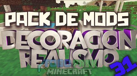 Pack De Mods Minecraft 1.7.10 Con 31 Mods