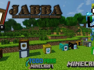 Mod Jabba para Minecraft 1.7/1.6