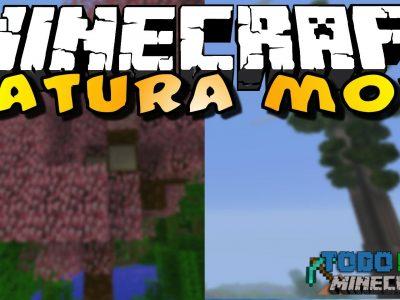 Mod Natura para Minecraft 1.7/1.6/1.5