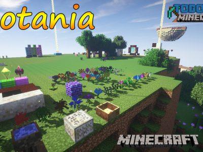 Mod Botania para Minecraft  1.7
