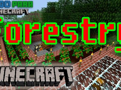 Mod Forestry para Minecraft 1.10/1.9/1.7/1.6/1.5