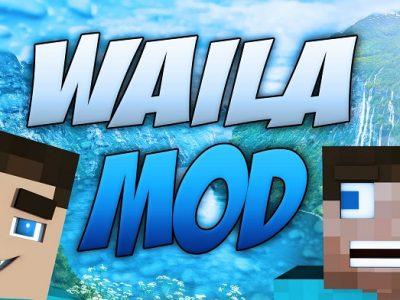 Mod Waila para Minecraft 1.9.4/1.9/1.8.9/1.8/1.6/1.5