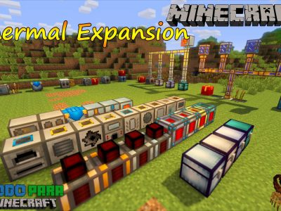 Mod Thermal Expansion para Minecraft 1.7/1.6