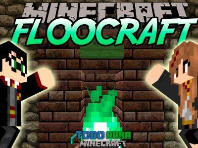 Mod Flootcraft para Minecraft 1.10/1.9/1.8/1.7/1.6 (Planeta Vegetta)