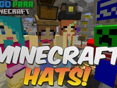 Mod Hats para Minecraft 1.7/1.6/1.5/1.4 (Planeta Vegetta)