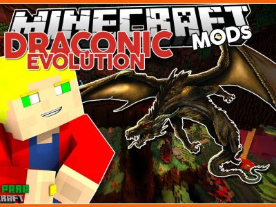 Mod Draconic Evolution para Minecraft 1.10/1.7